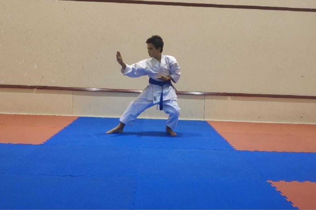 Doze karatecas do Ginásio Clube Vilacondense  no AFRO-ASIA CHAMPIONSHIP