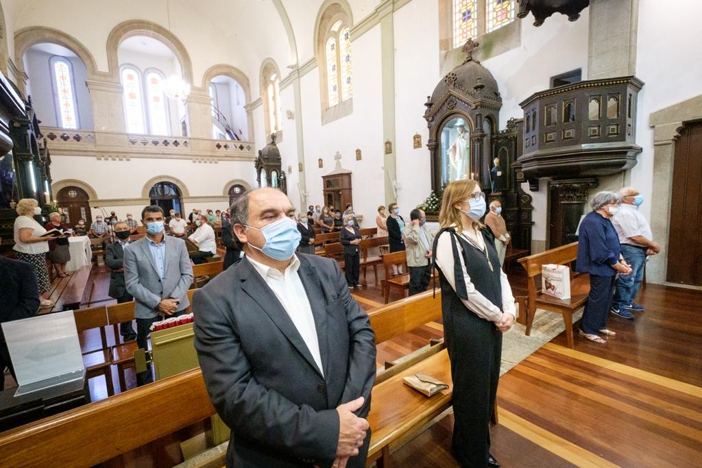 O Centenário da Igreja Nova de Amorim
