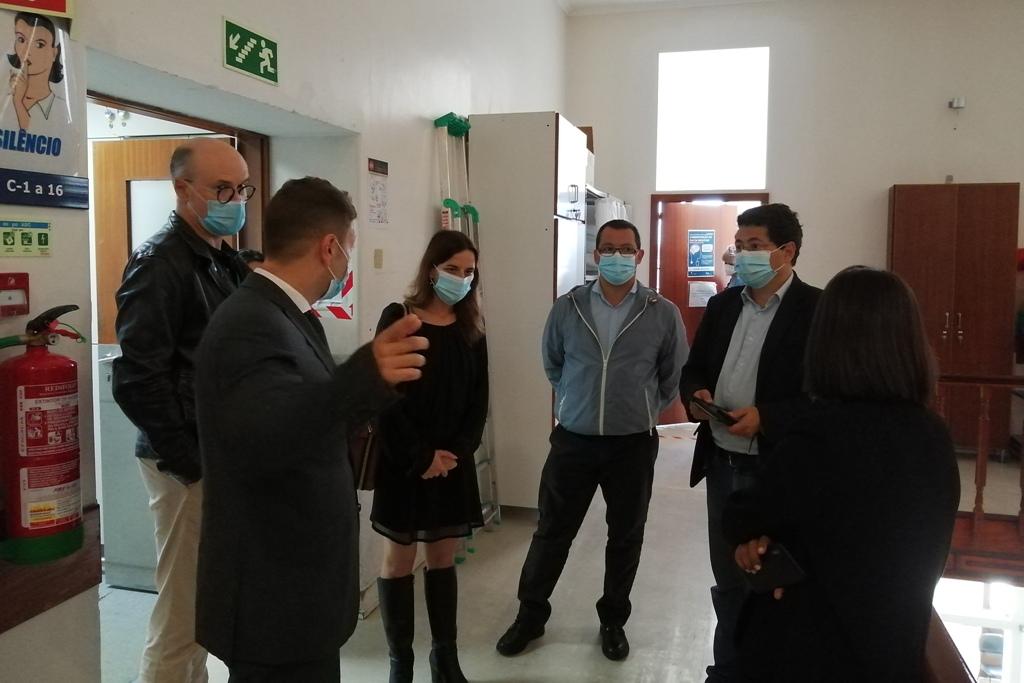 PCP quer as obras no Centro Hospitalar Póvoa de Varzim Vila do Conde Concretizadas