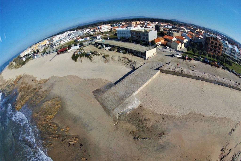 Município e Polis Litoral Norte modernizam portinho de Apúlia