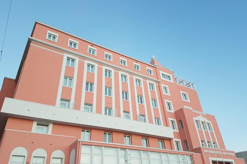 Grande Hotel da Póvoa Encerra Portas até ao Segundo Trimestre de 2021