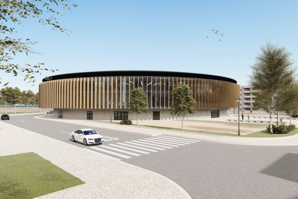 Póvoa Arena com Luz Verde do Tribunal de Contas
