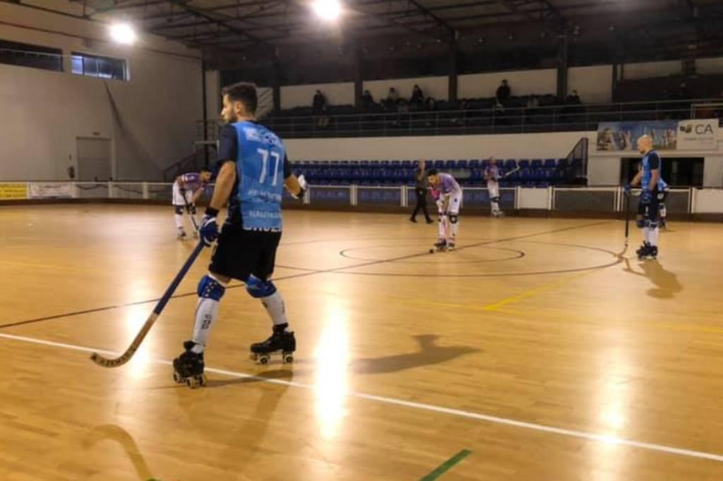 Hóquei em Patins: Cinco Jogos Depois a Derrota