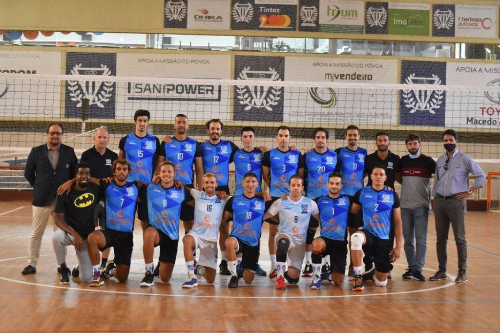 Mudanças no Voleibol do CDP Trazem Vitória