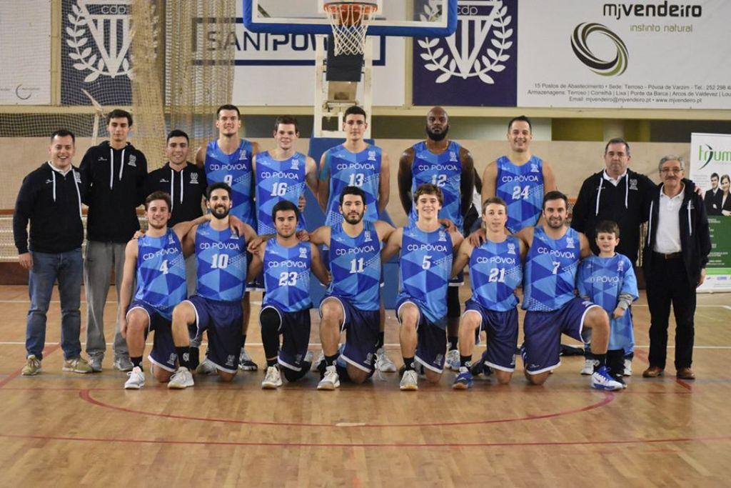 Basquetebol do CDP Questiona Federação Sobre Mais uma Paragem de Campeonato