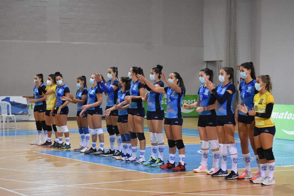 Voleibol no Feminino Mantém CDP na Taça de Portugal