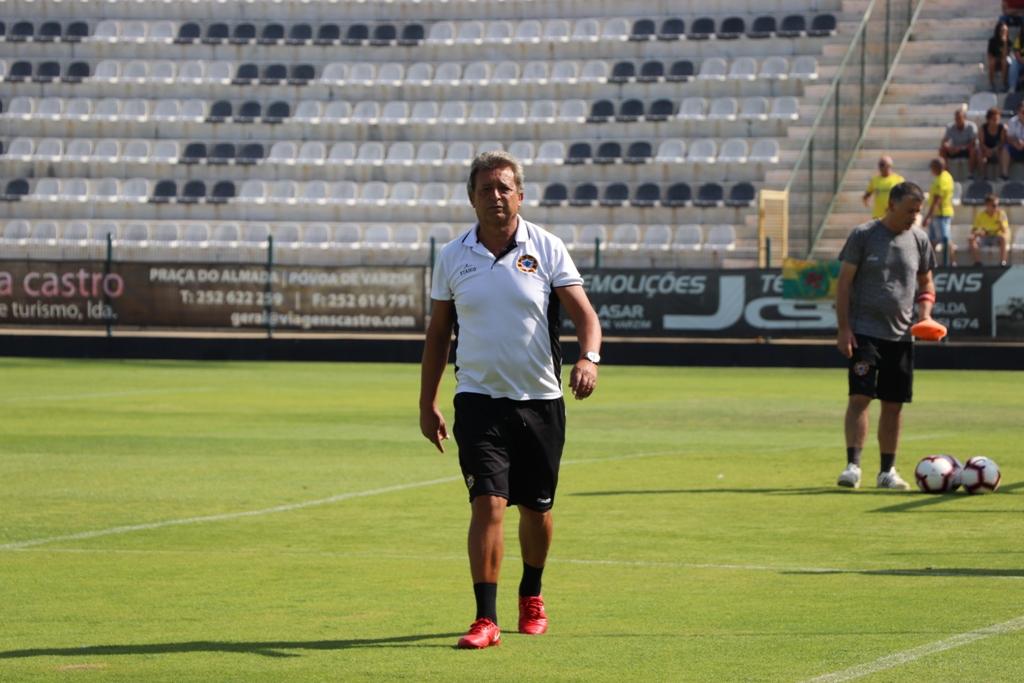 Vitoriano Ramos Fez Regressar as vitórias ao Varzim