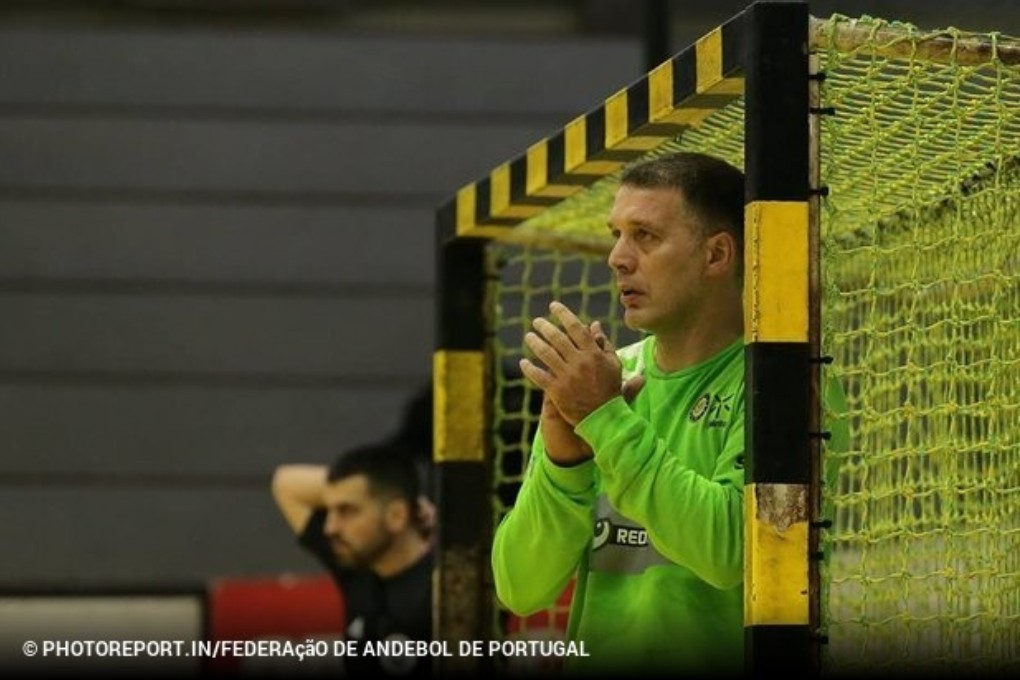 Humberto Gomes Defendeu as Cores do Andebol Nacional