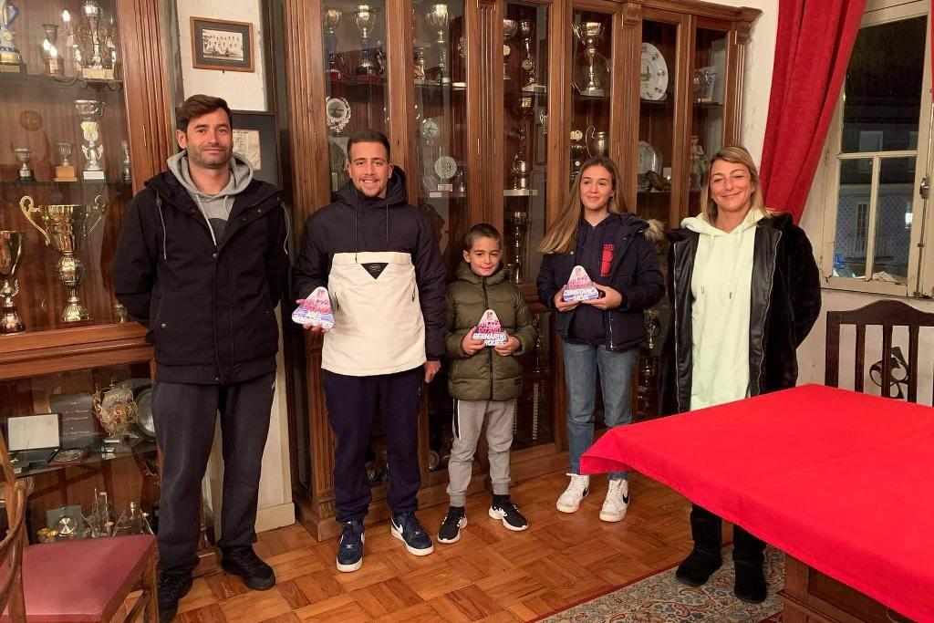 Clube Naval Povoense Homenageou Campeões de Bodyboard