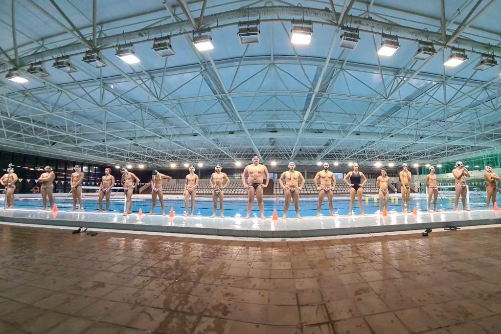 Pólo Aquático do CNP Prepara Arranque do Campeonato Nacional