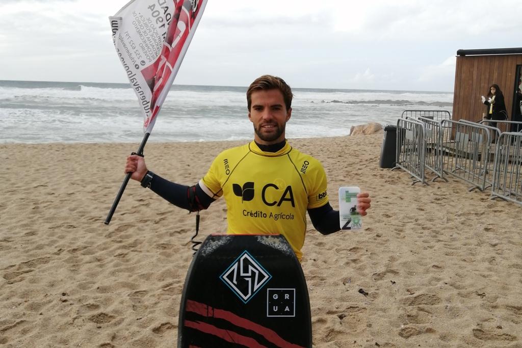 Ricardo Rosmaninho é Vice-Campeão