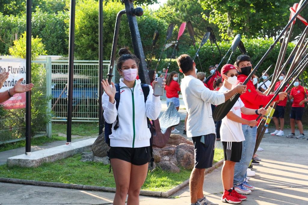 Catarina Monteiro a Caminho do Olimpo