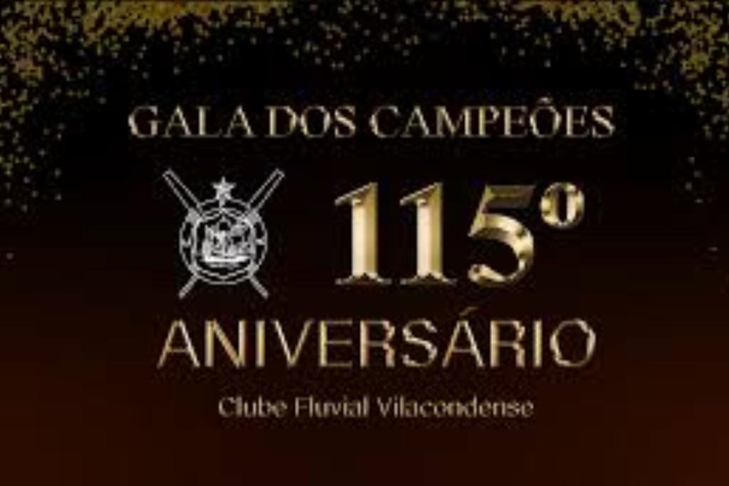 Gala dos Campeões do Fluvial Vilacondense