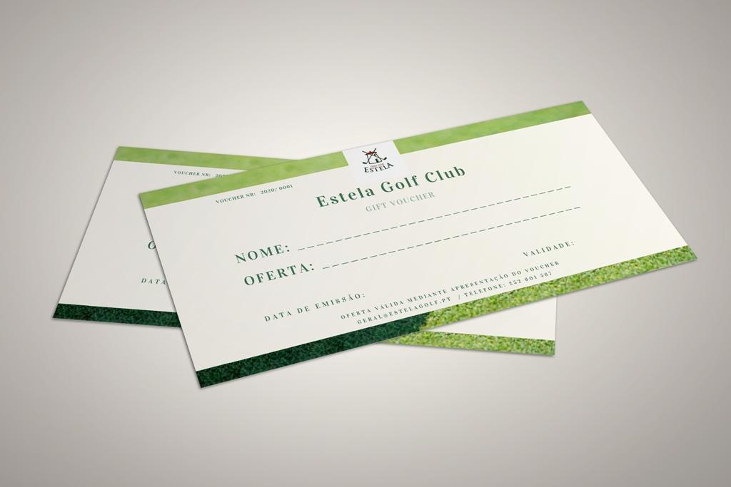 Novo Voucher Oferta do Estela Golf Club já disponível