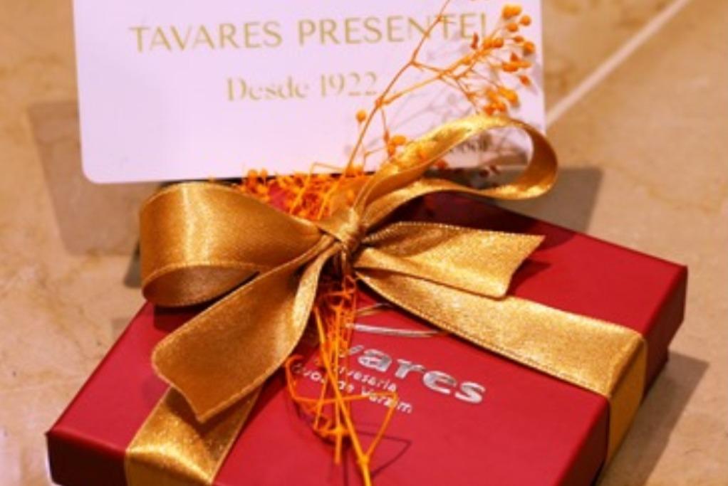 """""""Tavares Presente"""" Uma Novidade Para Celebrar"""