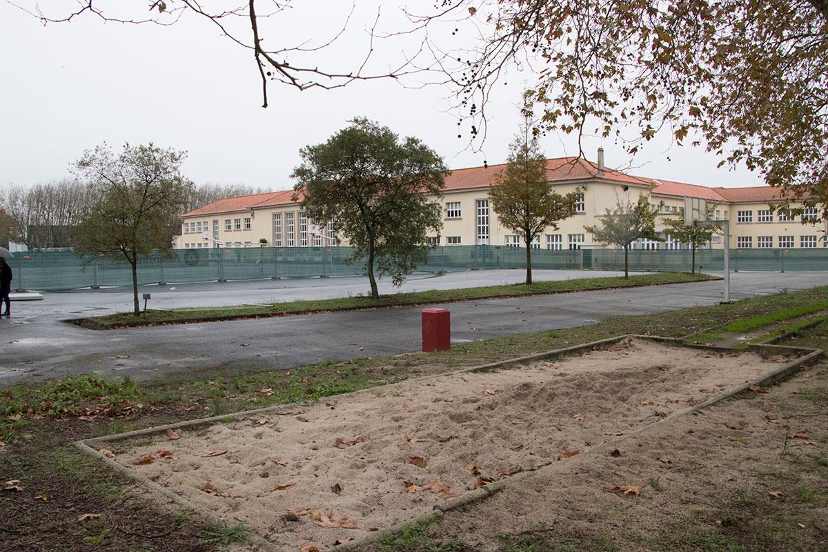Pavilhão Desportivo da Eça de Queirós Uma Realidade no Próximo ano Lectivo