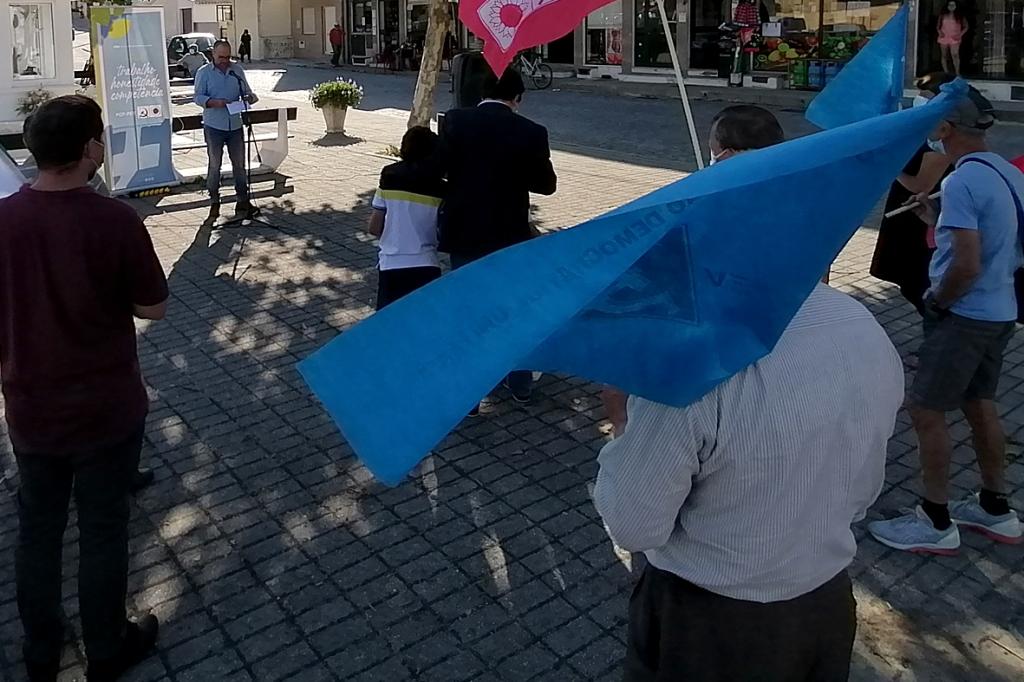 Candidato da CDU à União de Freguesias Aver-o-Mar, Amorim e Terroso