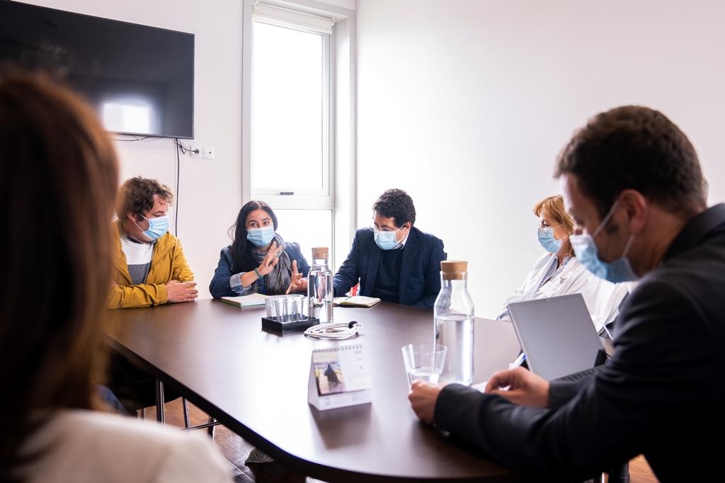 CDU Visita Centro Hospitalar Póvoa de Varzim/Vila do Conde