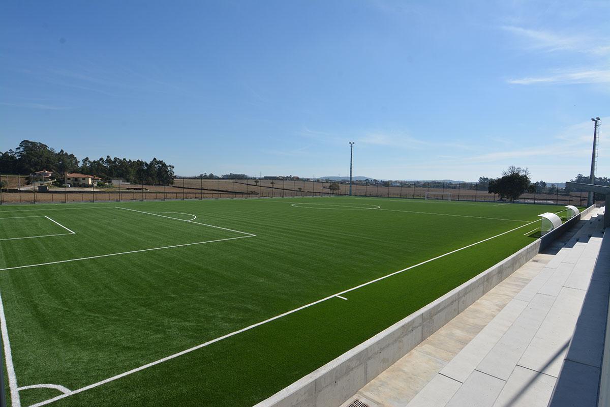 O Futebol da Associação S. Pedro de Rates Tem Casa Nova