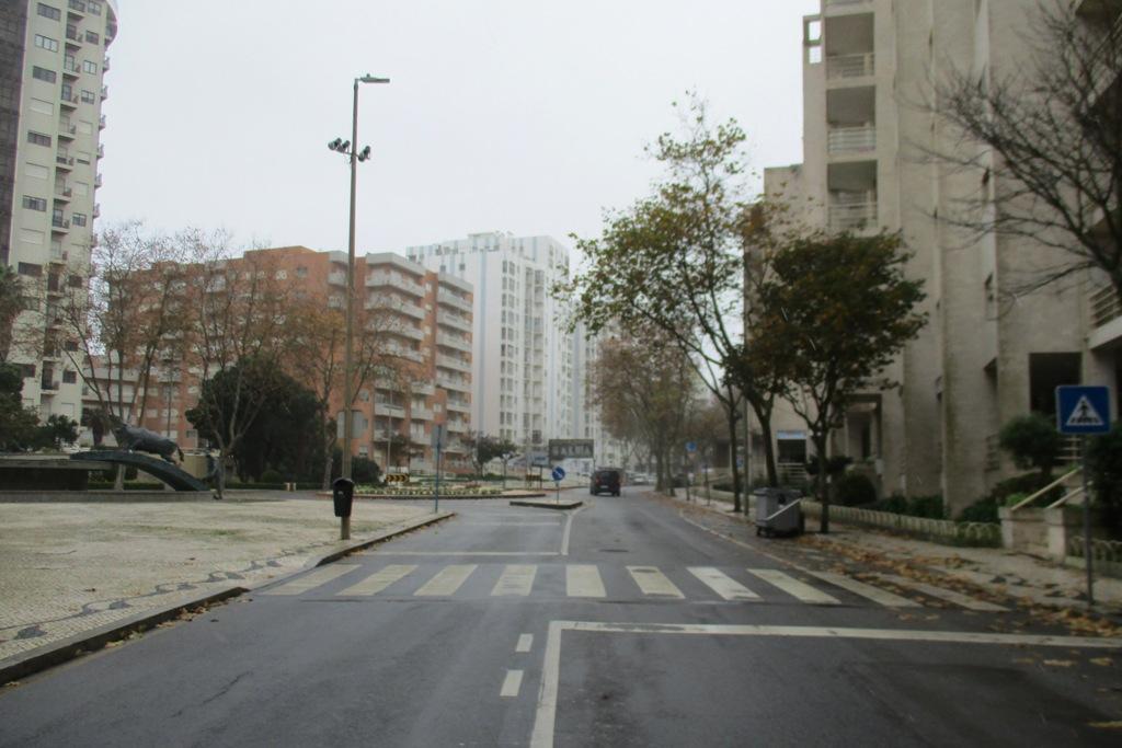 Deslocações na Via Pública entre as 13h e as 08 horas