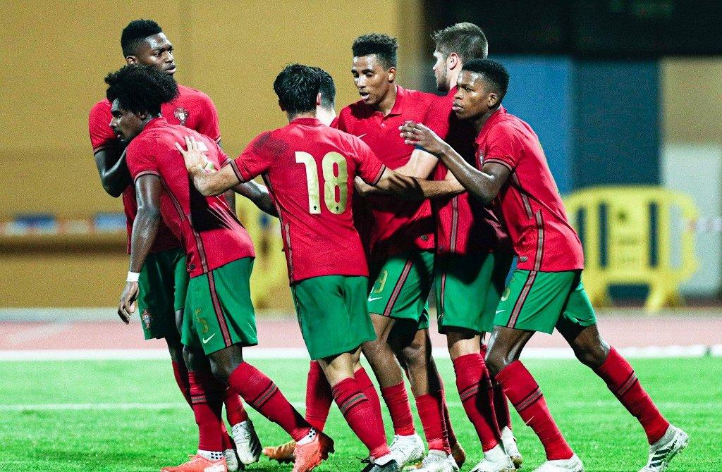 Sub-21 de Portugal na fase final do Euro'2021