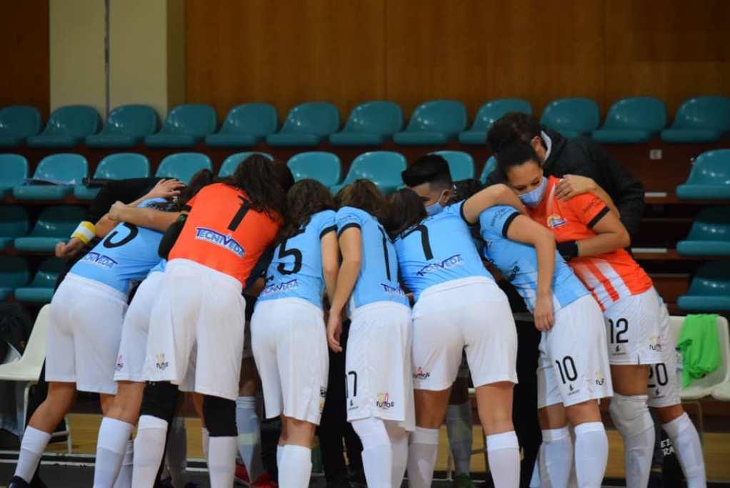 No Póvoa Futsal no Feminino o Equilíbrio deu Empate