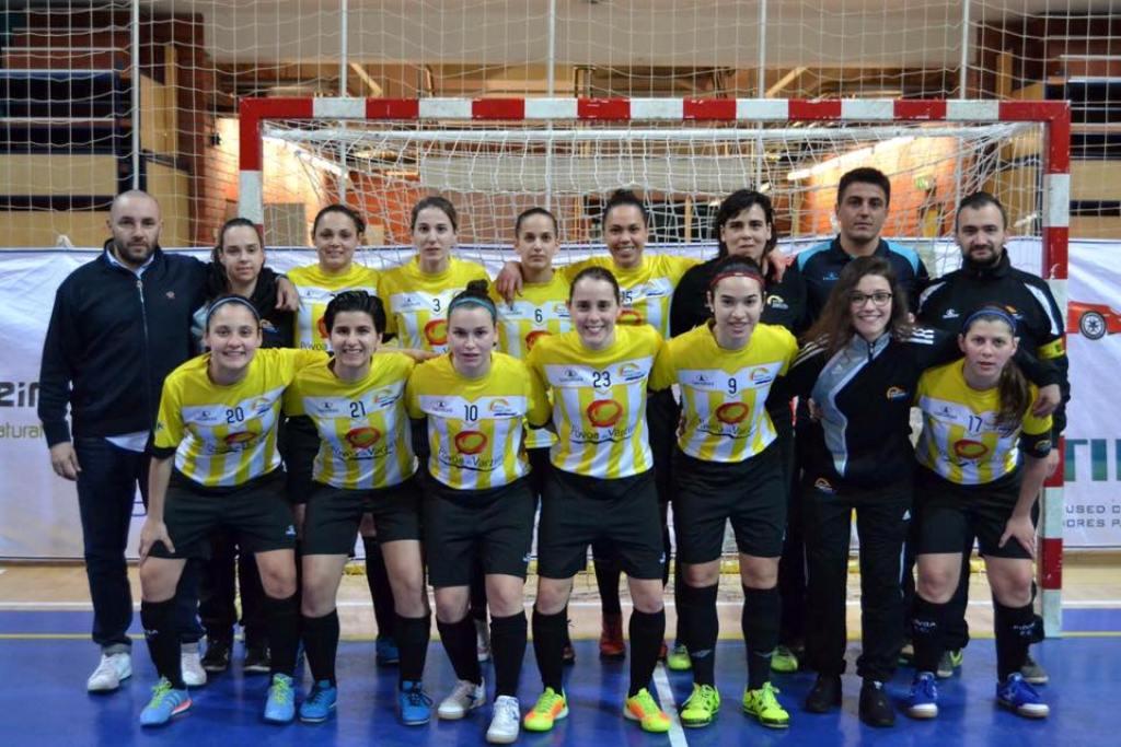 Uma Goleada das Mulheres do Póvoa Futsal/Varzim