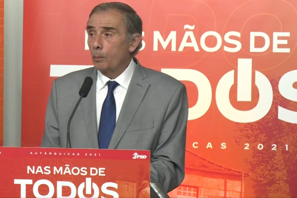 PSD Nacional Recandidata Aires Pereira na Póvoa de Varzim