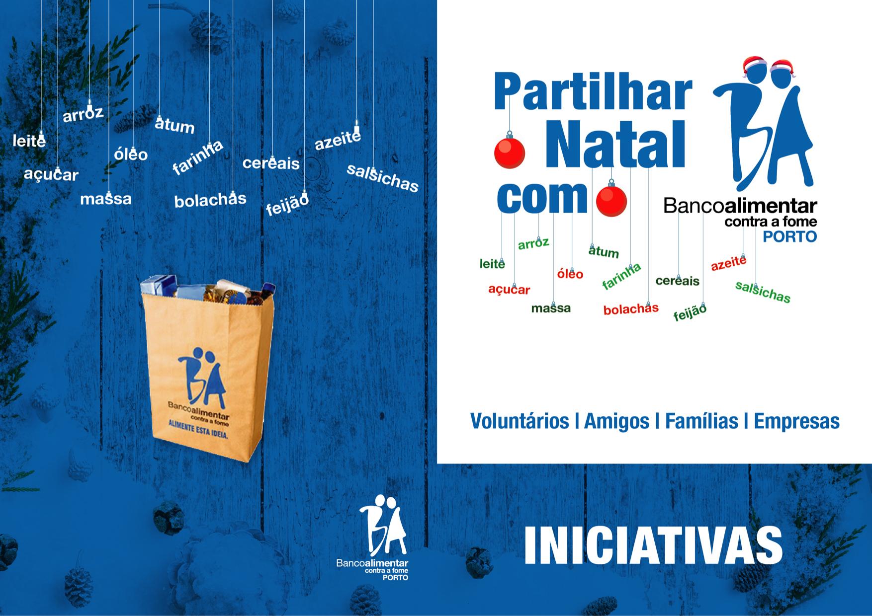 """Banco Alimentar Promove Campanha """"Juntos por um Natal Melhor"""""""