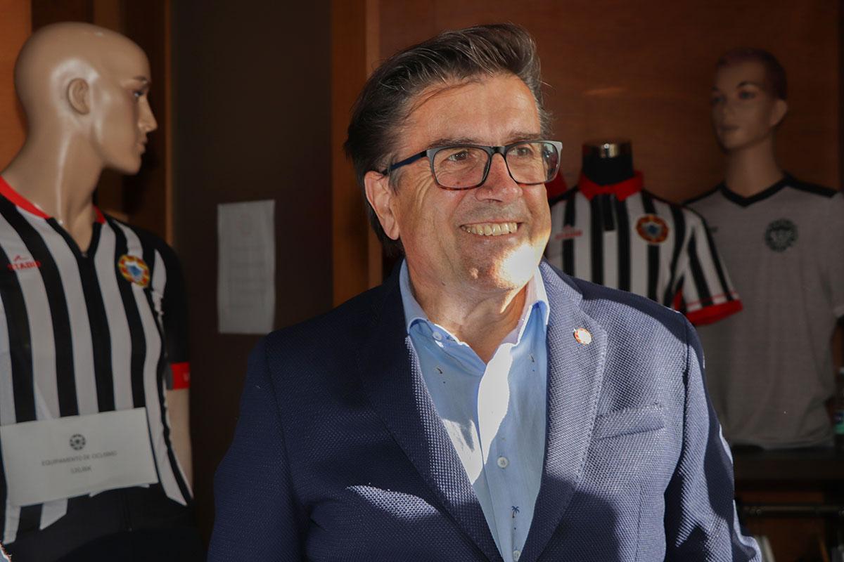 Edgar Pinho É o Novo Homem do Leme do Varzim Sport Club