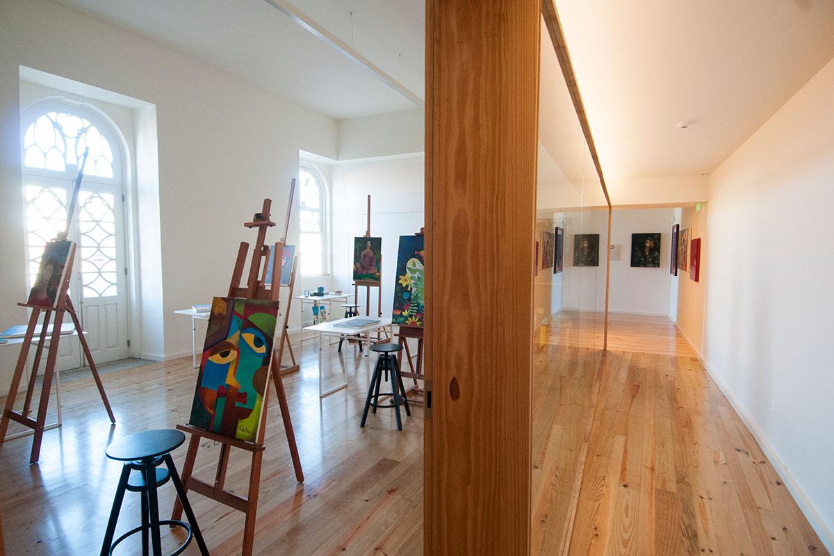 Filantrópica Reabre em Janeiro as Suas Oficinas de Arte