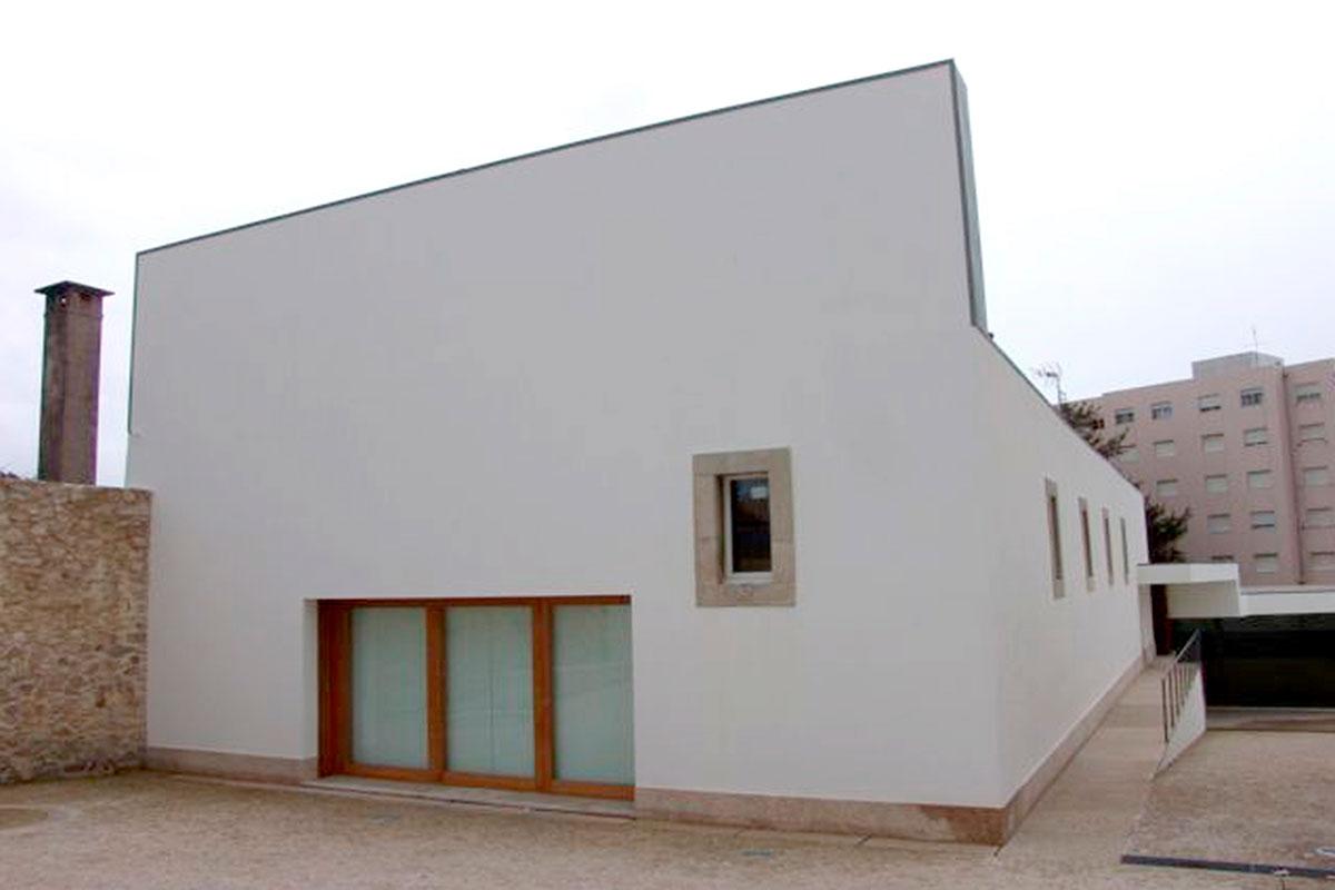 A Identidade da Arquitectura é a Face da Construção do seu Autor