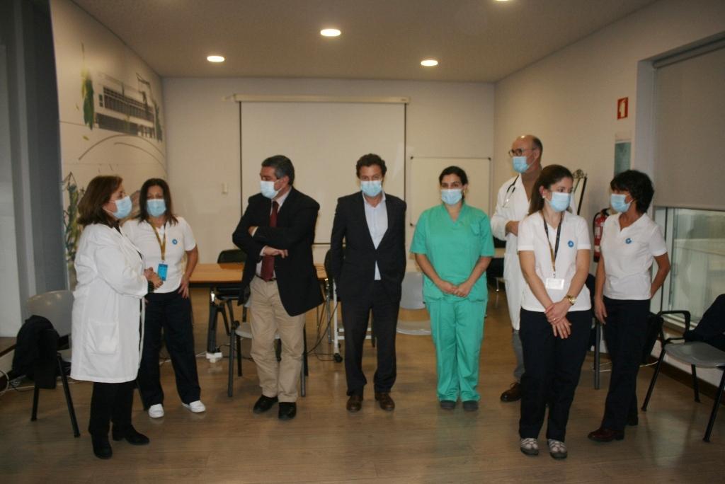 Unidade de Hospitalização Domiciliária é o Novo Projecto do Centro Hospitalar