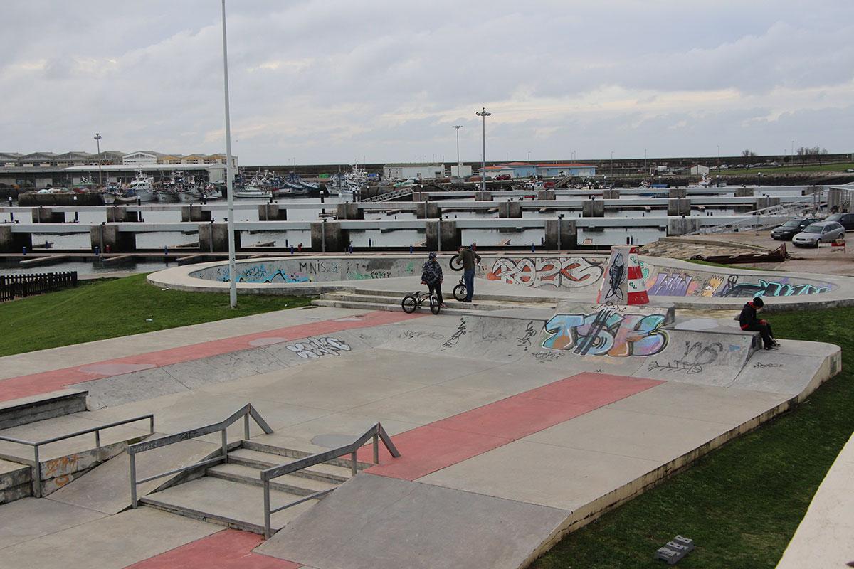 Petição – pela melhoria e dinamização do skatepark da Póvoa