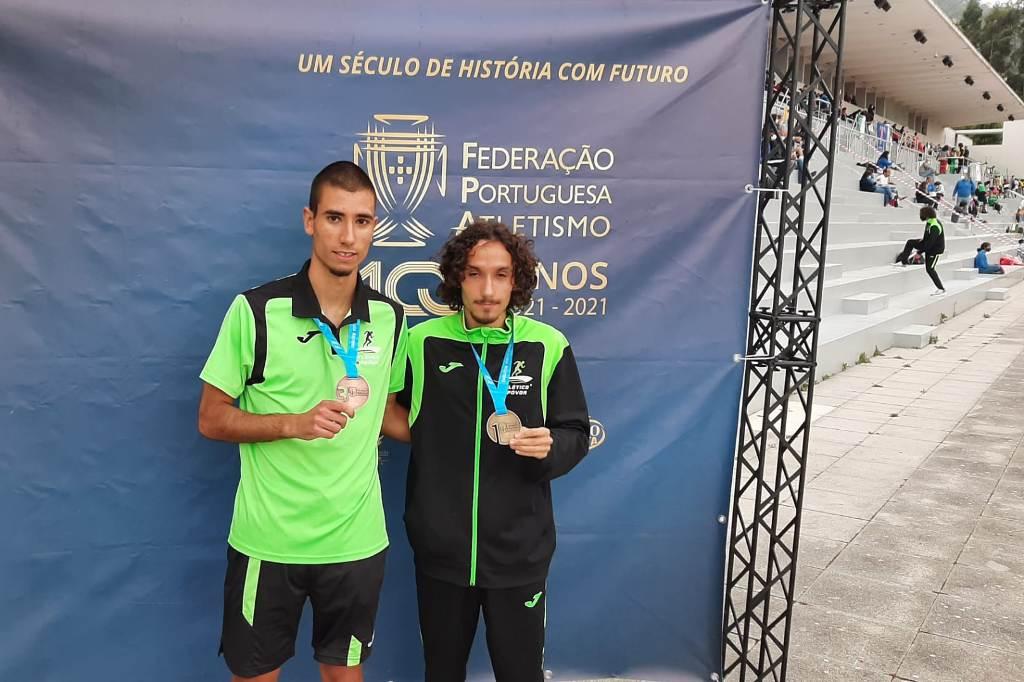 Pedro Amaro Sagrou-se Campeão Nacional nos 5000 Metros