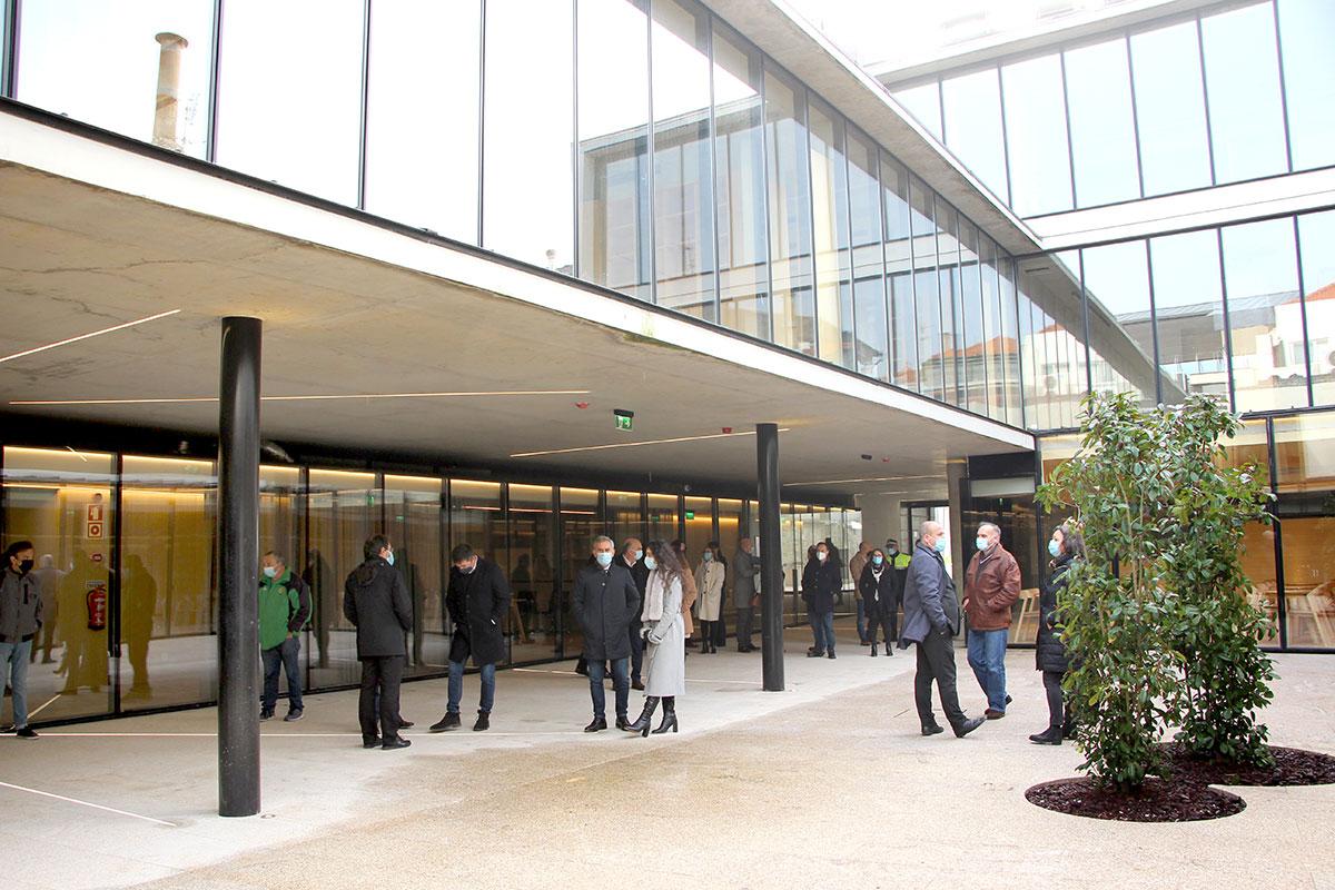 Abriu no Centro de Atendimento Municipal a Nova Porta da Cidade