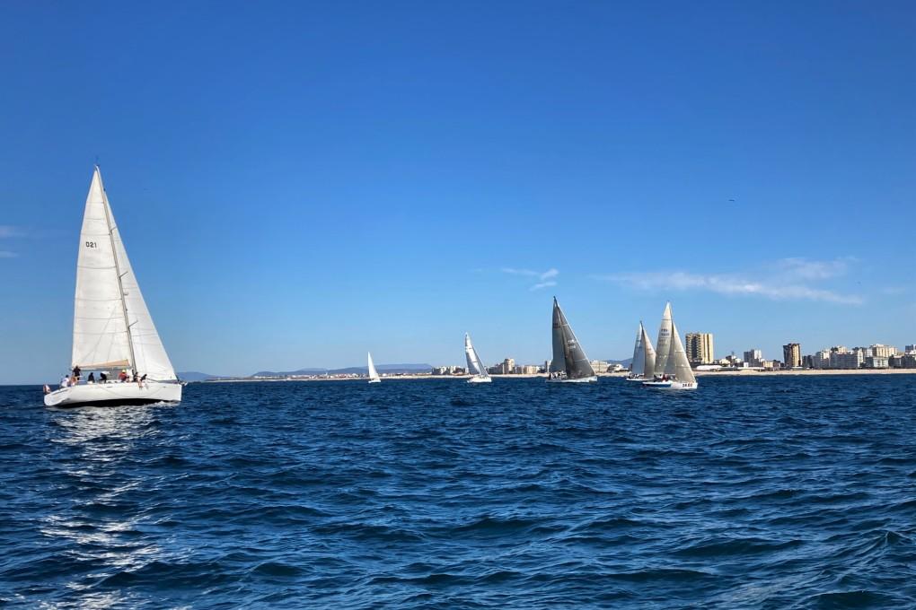 Regresso do Clube Naval às regatas no Troféu Cidade da Póvoa