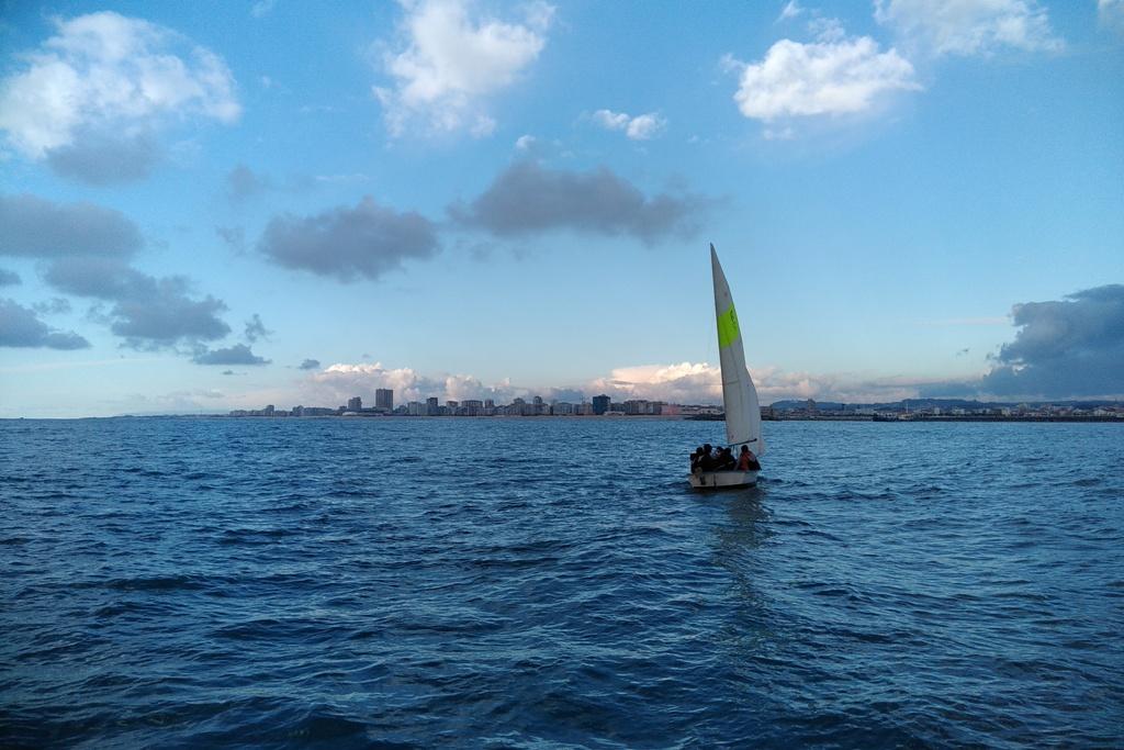 O Ensino da Vela Regressa ao Clube Naval Povoense
