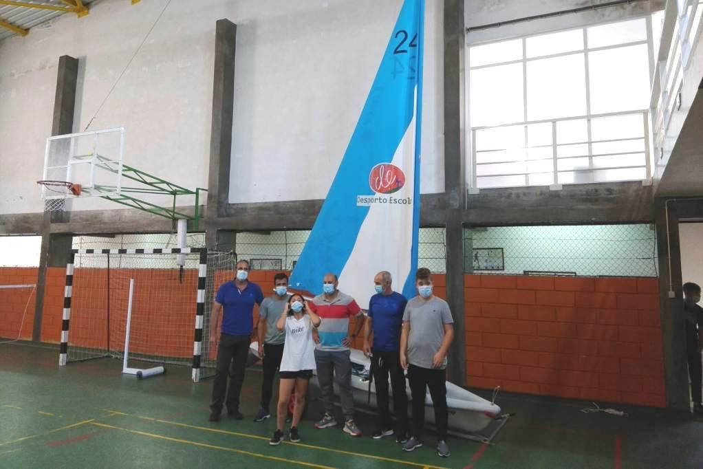 Naval Povoense Promove a Vela nas Escolas