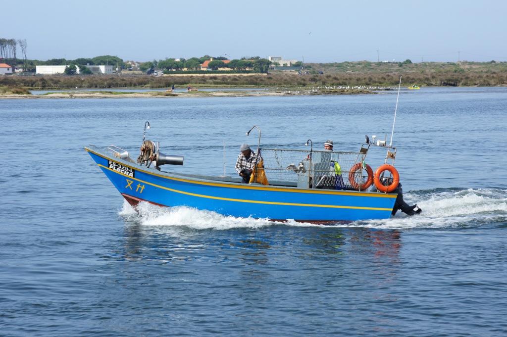 Uma Pesca Mais Sustentável com Redes Biodegradáveis