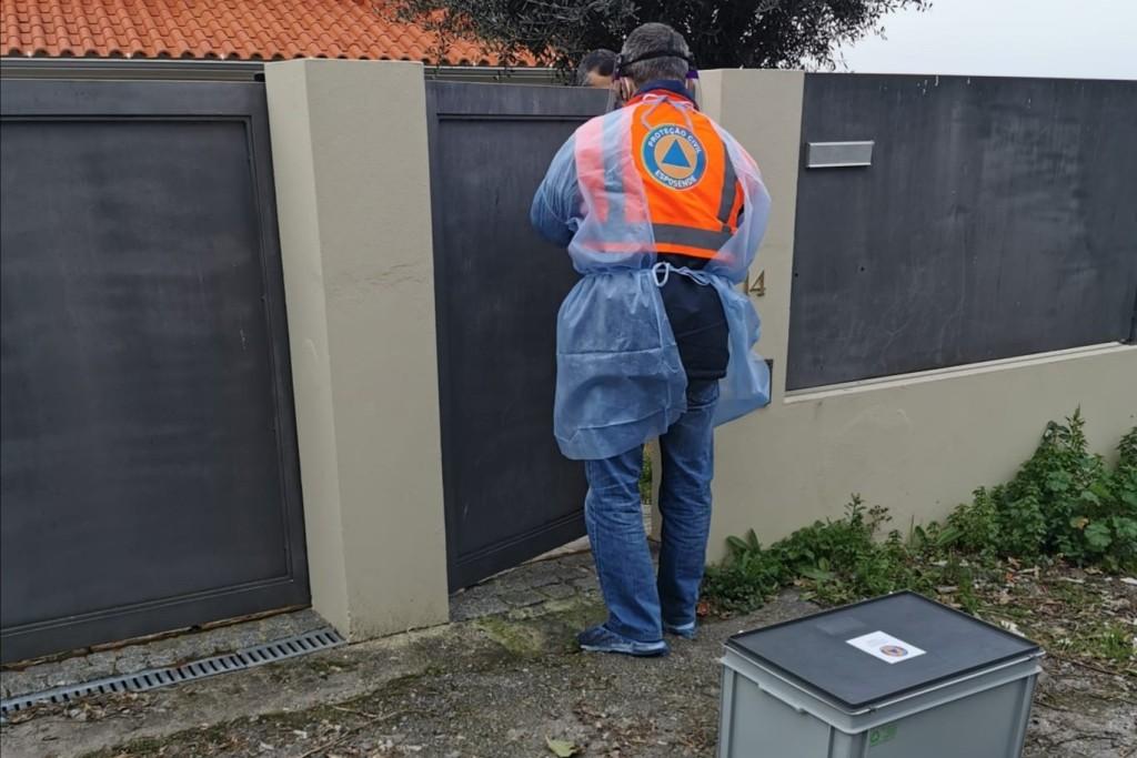 Município Recolheu Votos Antecipados na Porta dos Eleitores