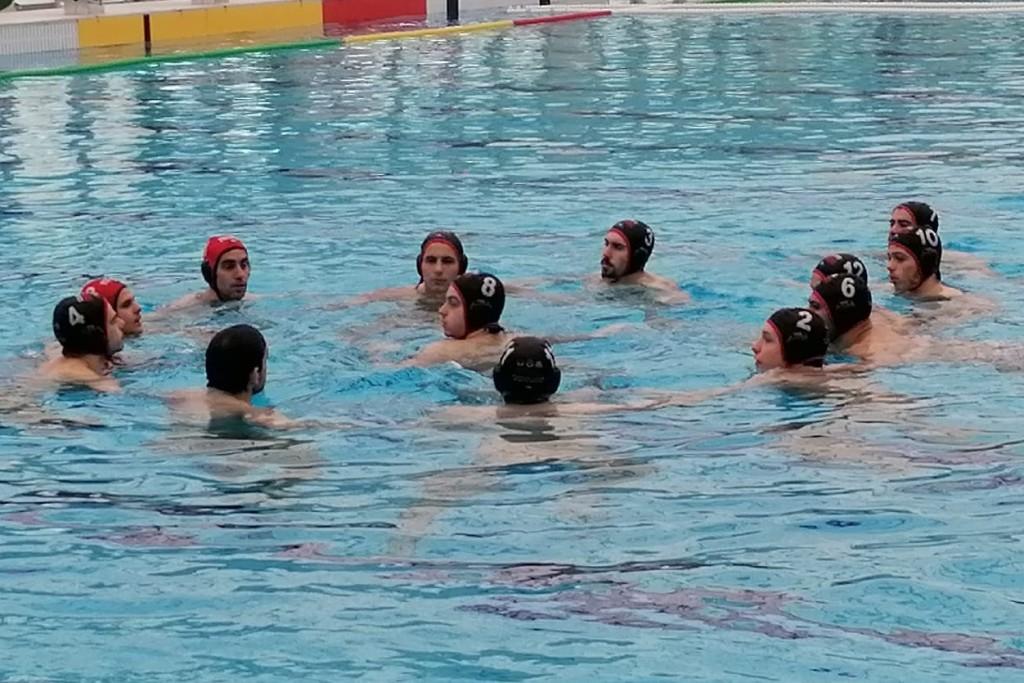 Pólo Aquático do CNP Termina a Fase Zonal do Campeonato