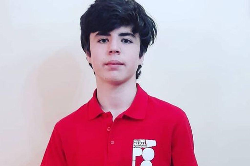 Atleta do Pólo Aquático do CNP convocado Para a Selecção de Sub15