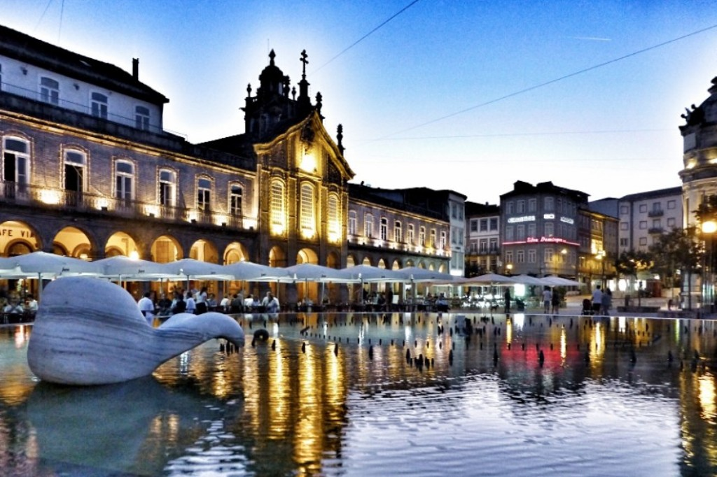 Braga Eleita Melhor Destino Europeu 2021