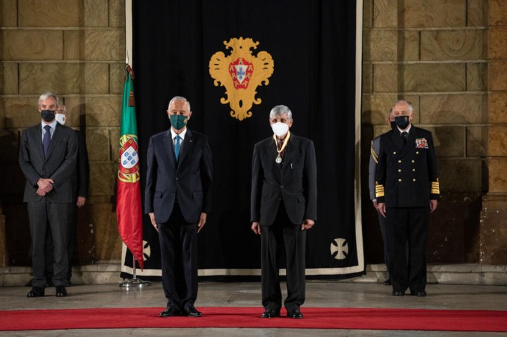 O Balasarense José Costa é Oficial da Ordem da Liberdade