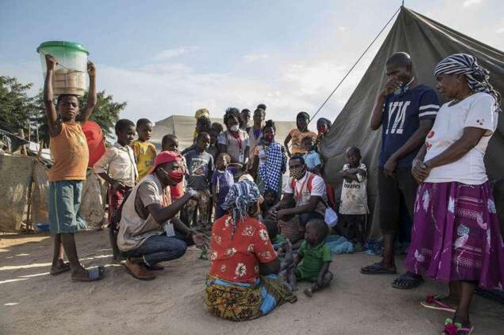 Centro Missionário Quer Todos Juntos Por Cabo Delgado