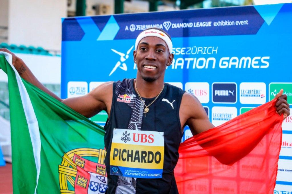 Pedro Pichardo é Campeão Europeu do Triplo Salto em Comprimento