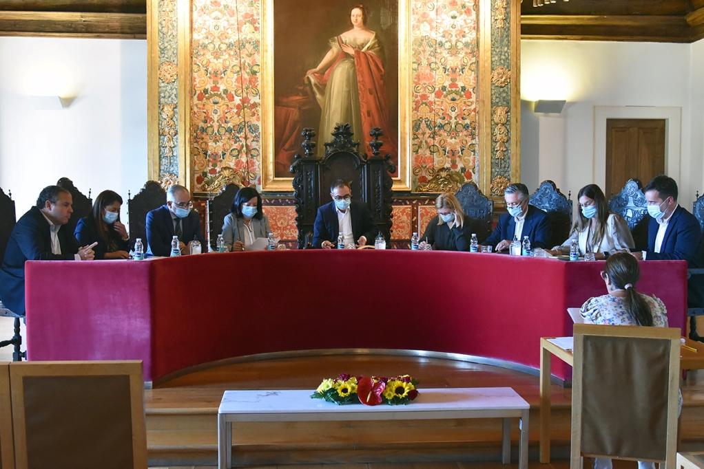 Câmara de Vila do Conde Tem Novo Executivo
