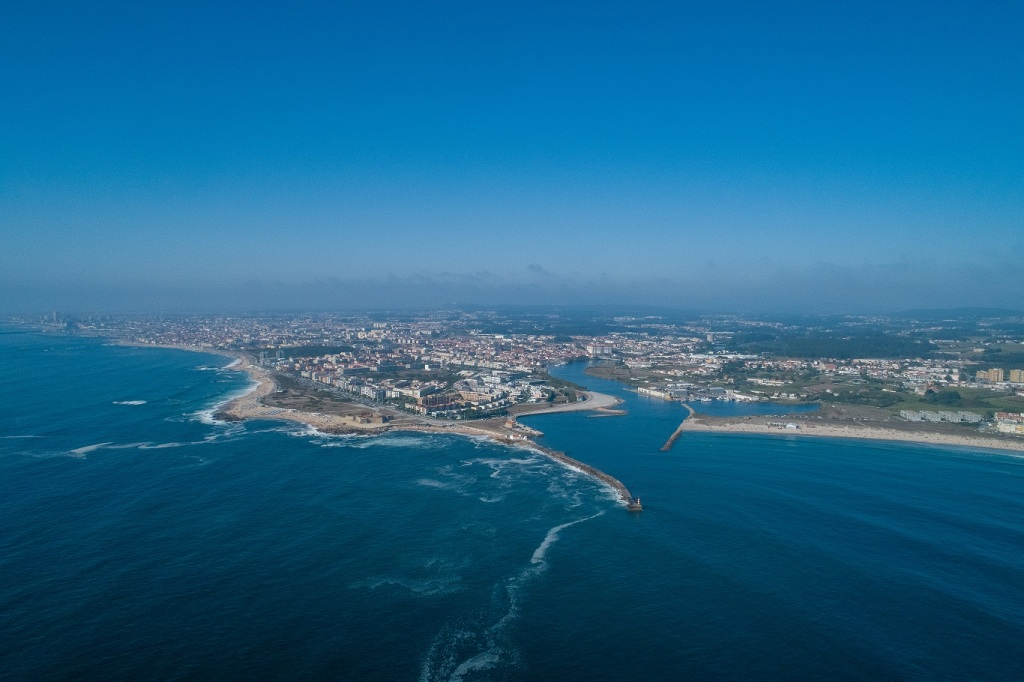 Praias de Vila do Conde Renovam as Bandeiras Azuis
