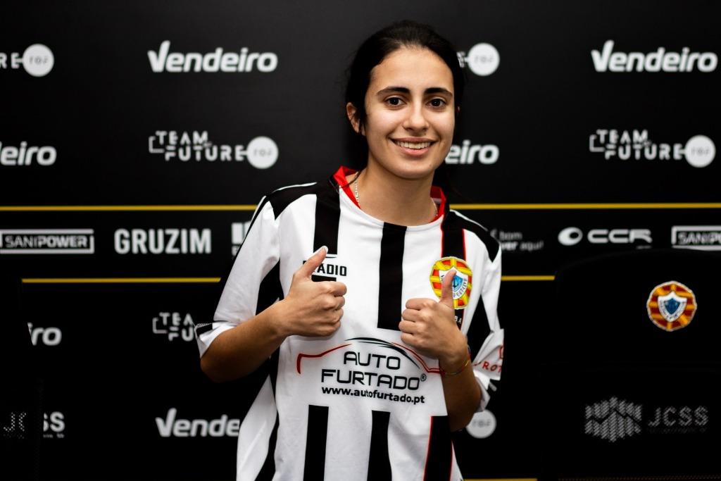 Futebol Feminino do Varzim Recebe Novo Reforço